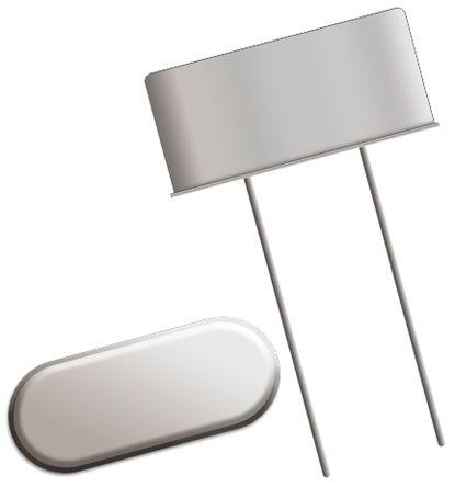 QANTEK 16.384MHz Crystal ±20ppm HC-49/U-S 2-Pin 11.05 x 4.65 x 3.5mm (10)