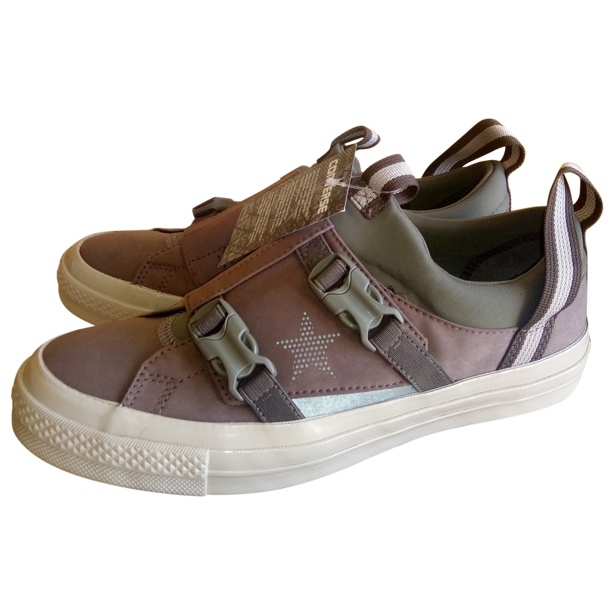 Converse \N Brown Trainers for Men 41 EU