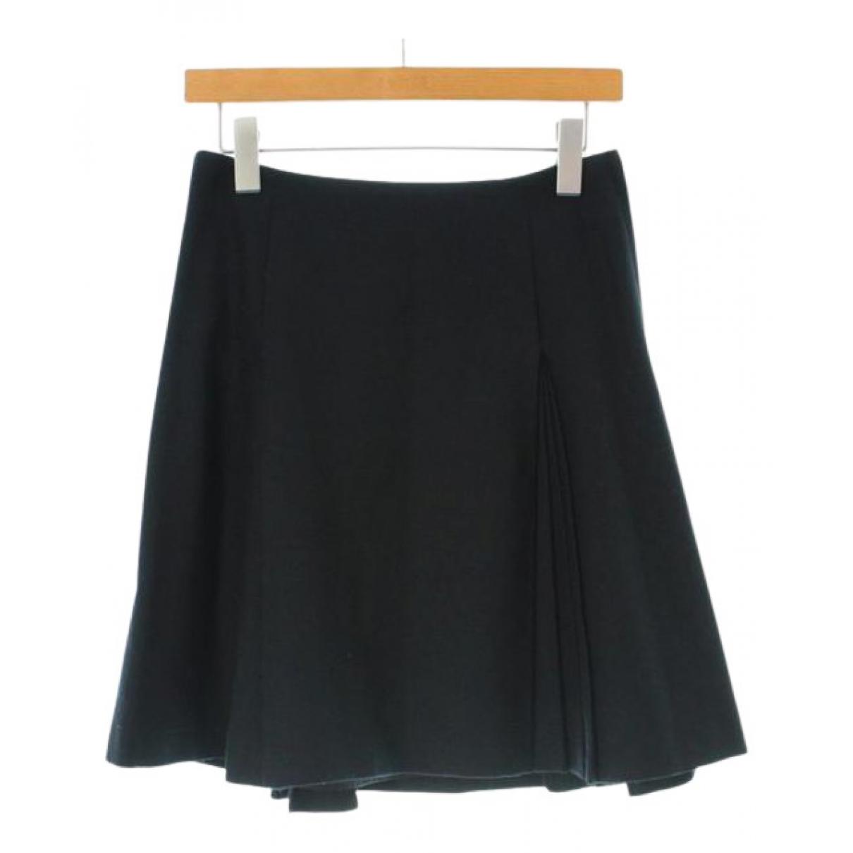 Junya Watanabe N Black Wool skirt for Women XS International