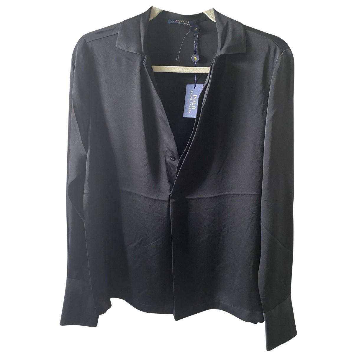 Polo Ralph Lauren \N Black  top for Women 4 US