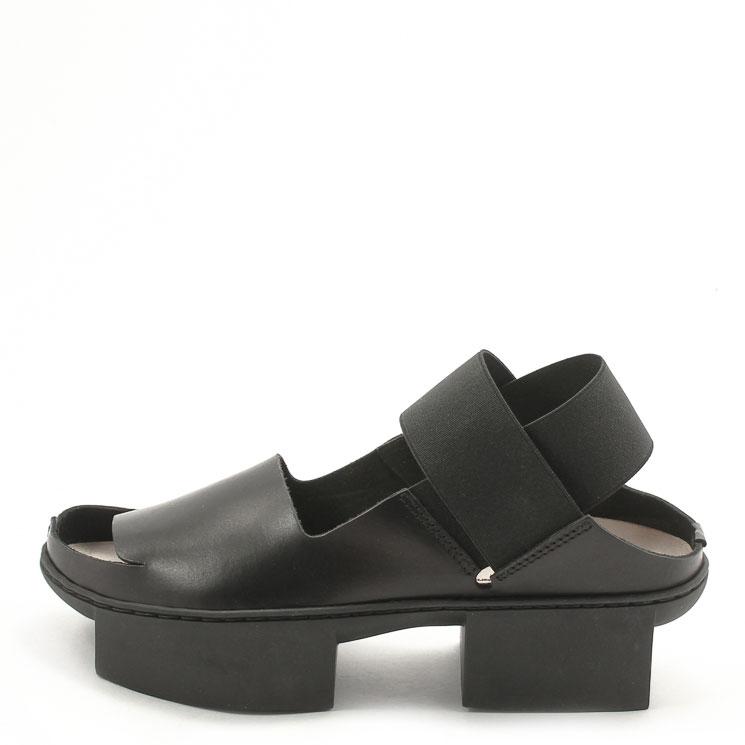 Trippen, Revise f Box Women's Sandals, black Größe 42