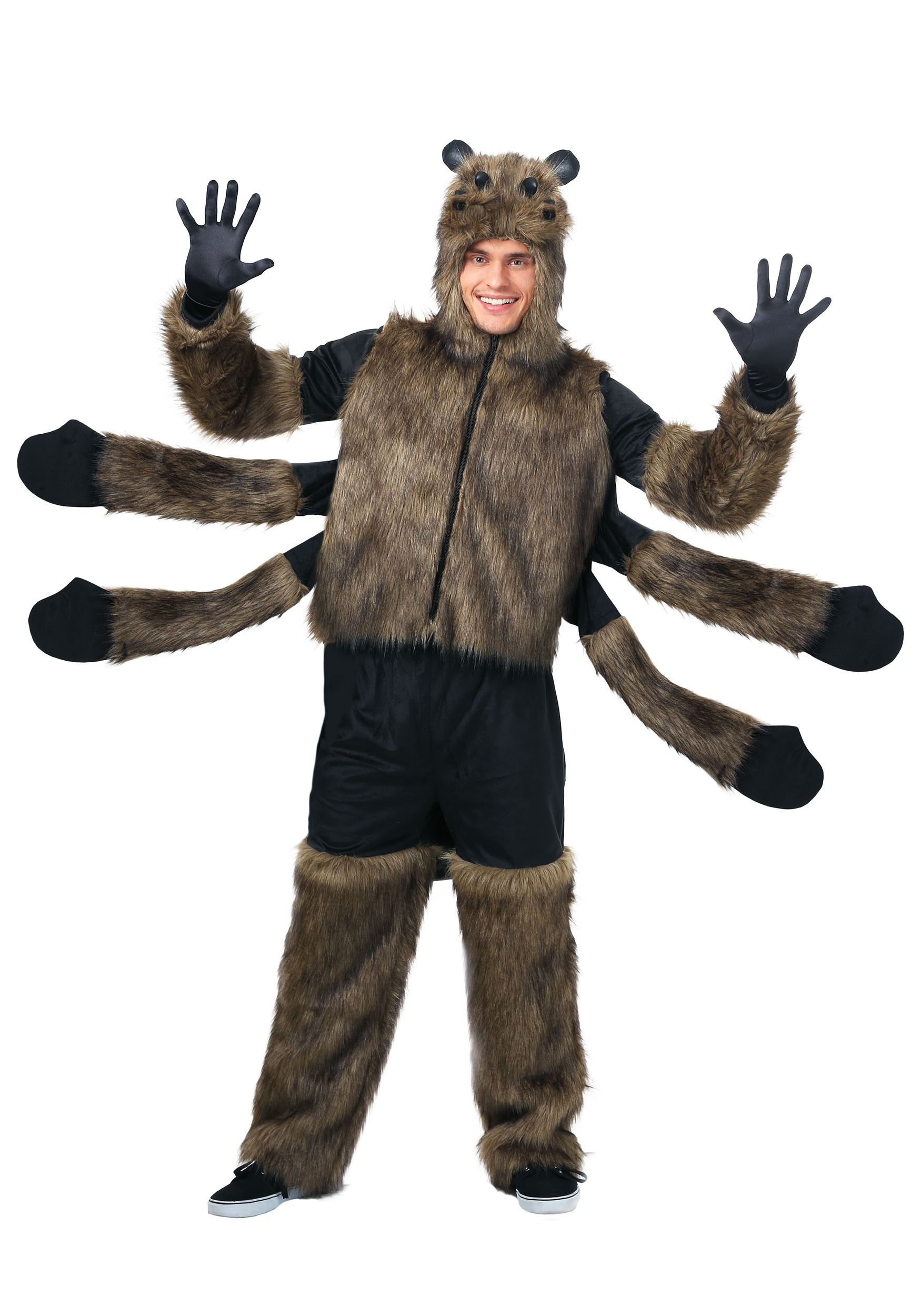 Adults Furry Spider Costume