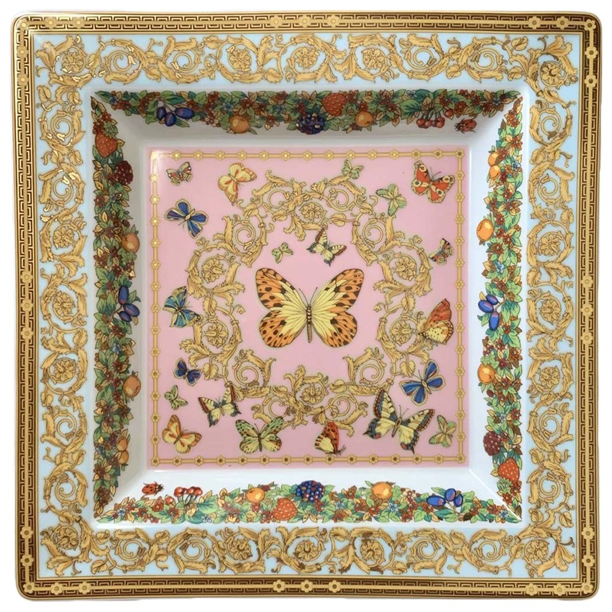 Versace - Objets & Deco   pour lifestyle en porcelaine - multicolore