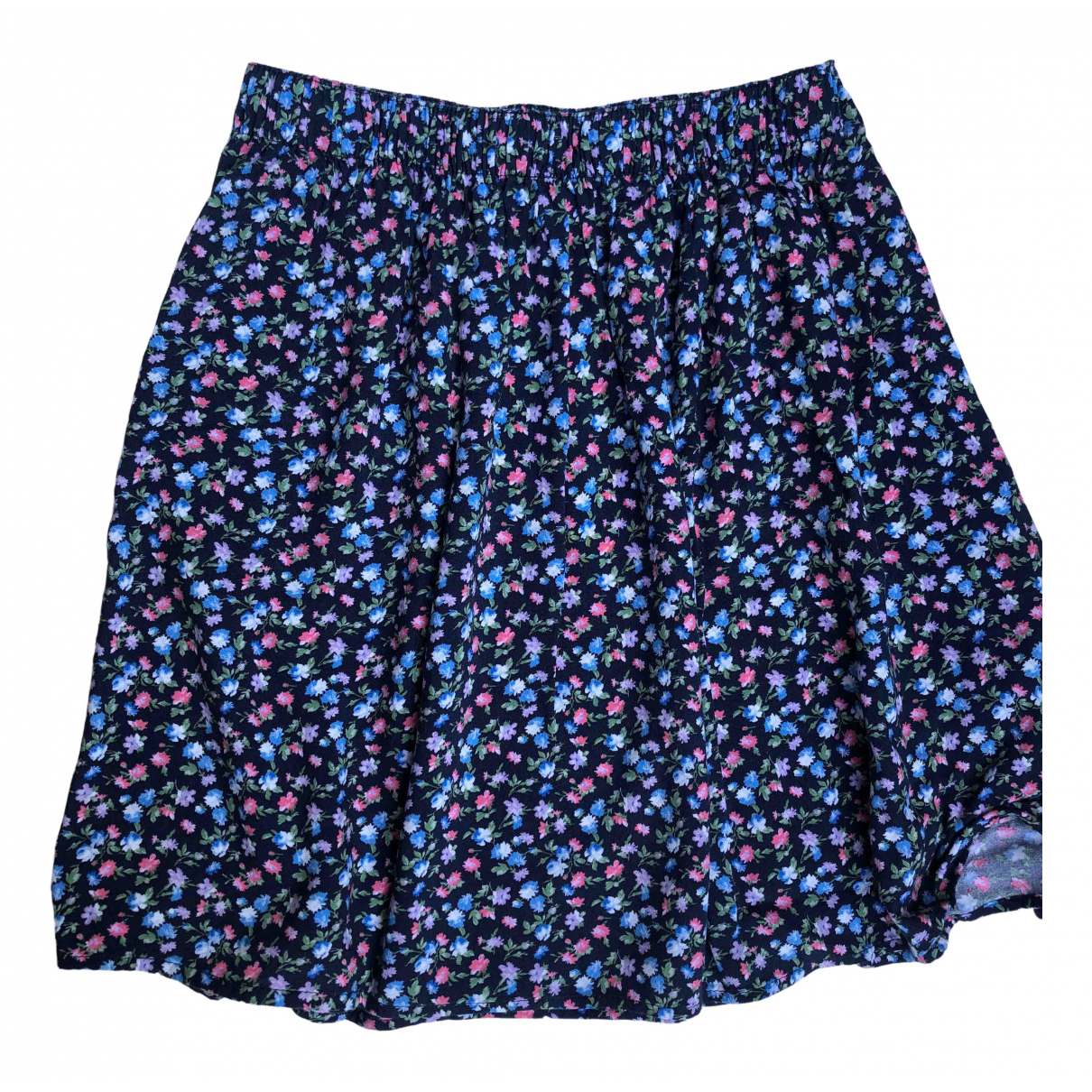 Abercrombie & Fitch \N Multicolour Cotton skirt for Women S International