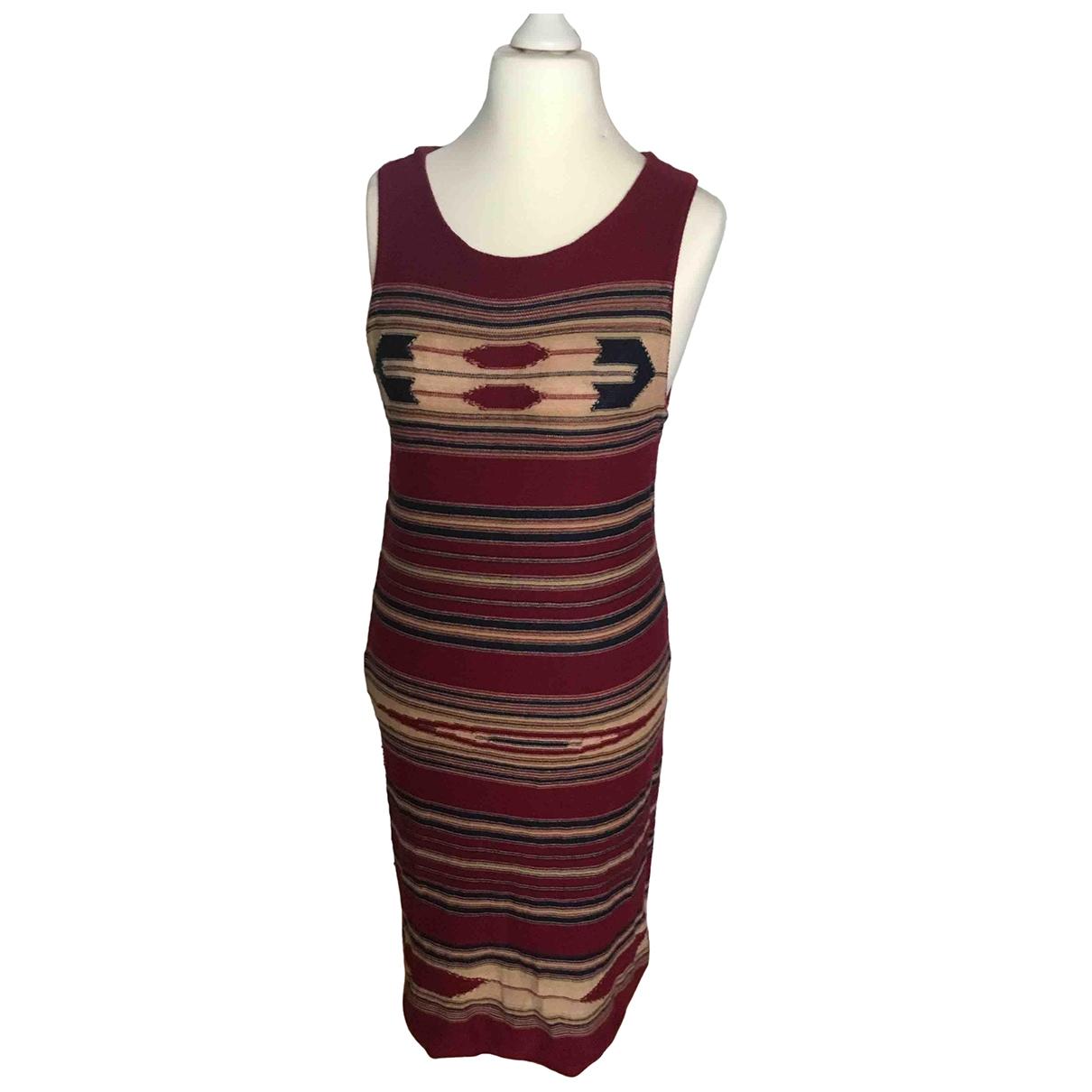 Lauren Ralph Lauren \N Kleid in  Bunt Baumwolle