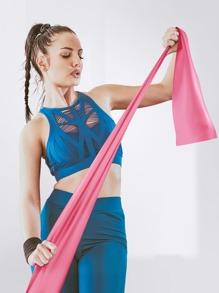 1pc Yoga Stretch Resistance Band