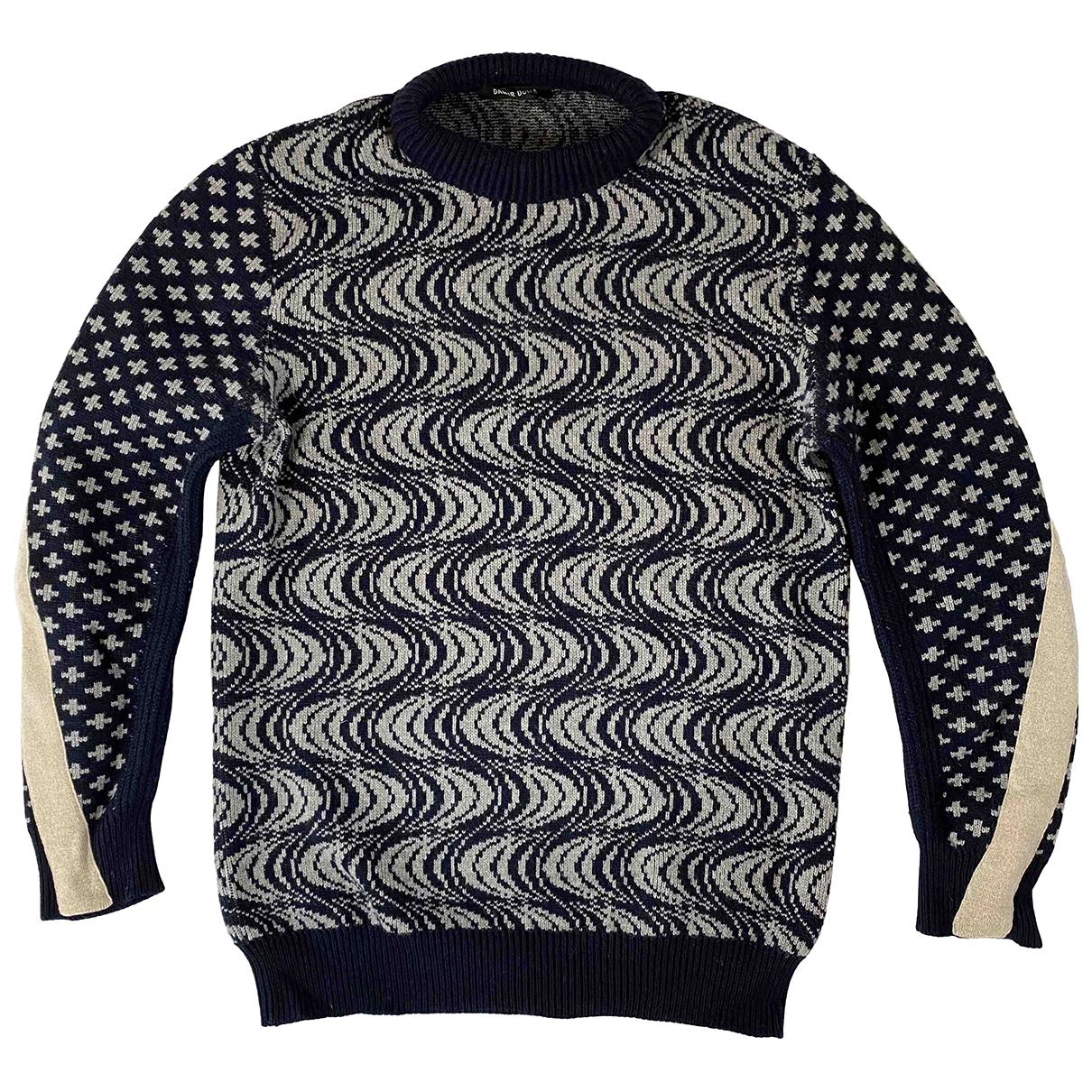 Damir Doma \N Pullover.Westen.Sweatshirts  Marine