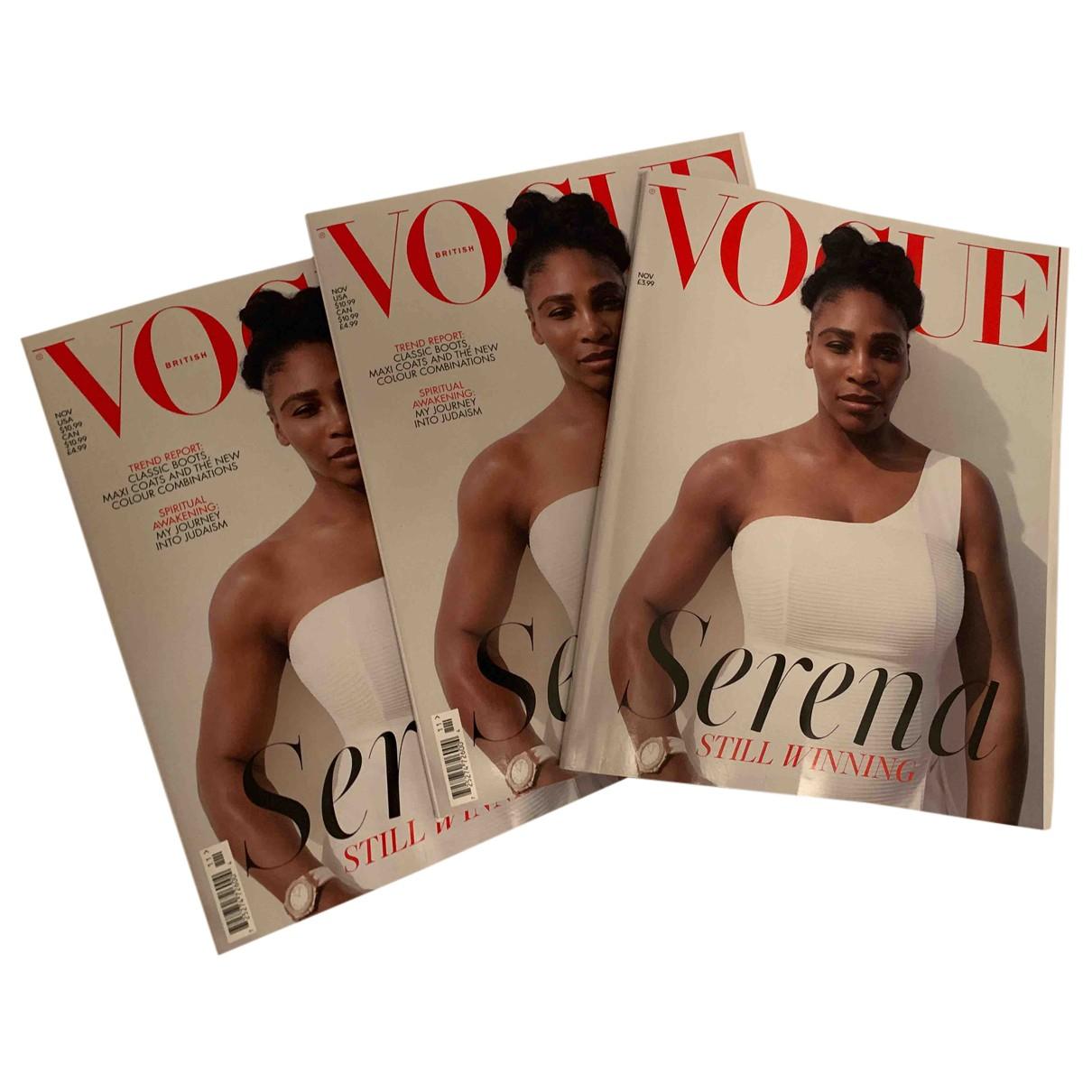 Vogue - Mode   pour lifestyle