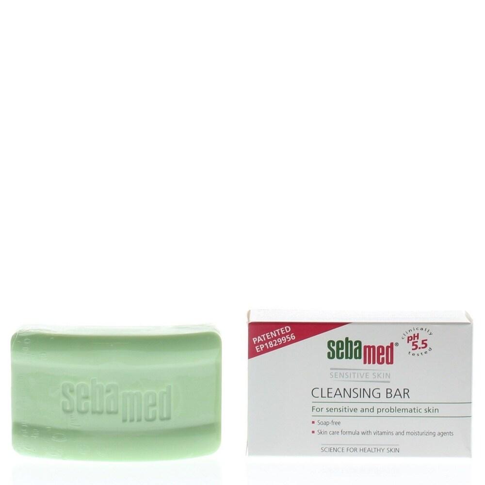 Sebamed Cleansing Bar For Sensitive And Problematic Skin 100Gr/3.5 Oz (Bar)