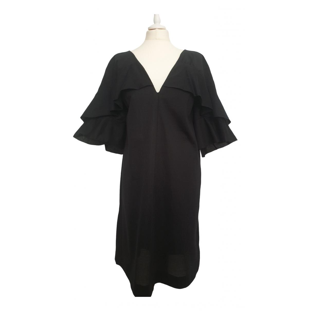 Dorothee Schumacher \N Black Cotton dress for Women 4 UK