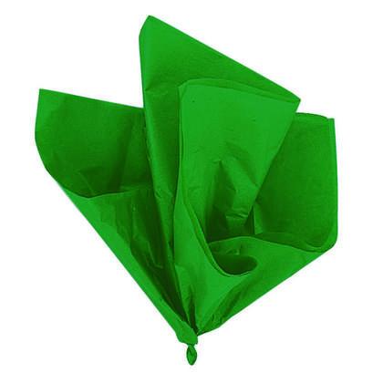 Feuilles de tissu vert, 10 ct