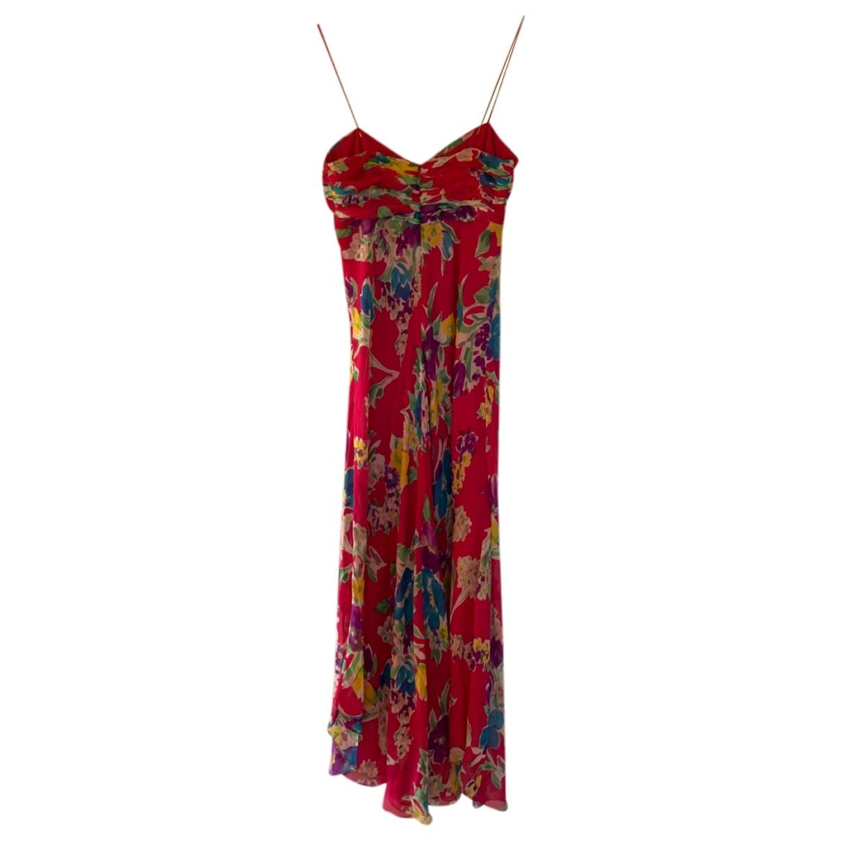 Polo Ralph Lauren \N Kleid in  Bunt Seide
