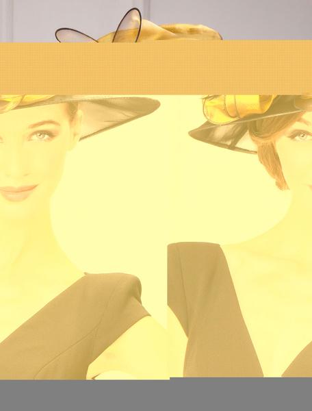 Milanoo Women's Vintage Hat Feather Organza Flower Retro Hat Halloween