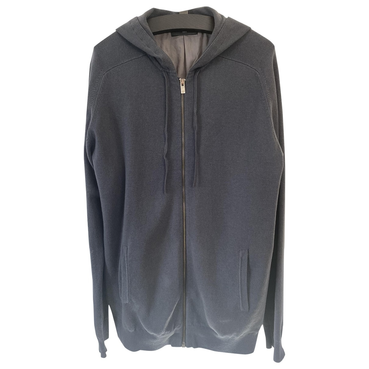 Givenchy \N Pullover.Westen.Sweatshirts  in  Anthrazit Wolle