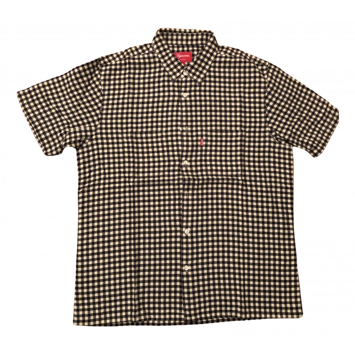 Supreme N Multicolour Cotton Shirts for Men L International