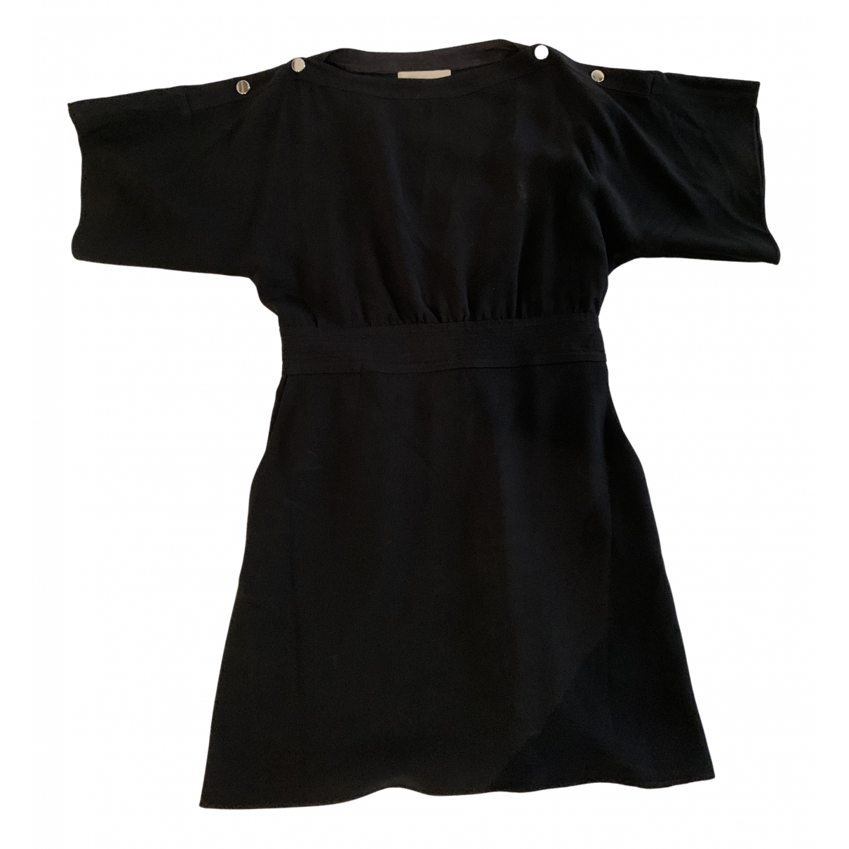 Vanessa Bruno N Black Cotton dress for Women 36 FR