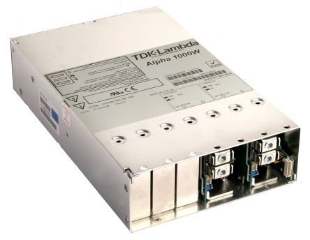 TDK-Lambda , 1kW Embedded Switch Mode Power Supply SMPS, 24V dc, Enclosed