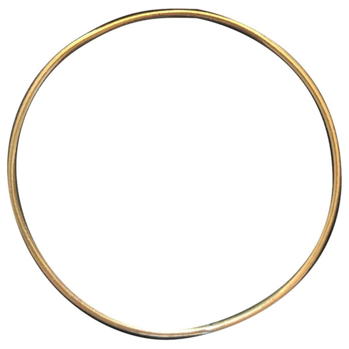 Adeline Affre - Bracelet   pour femme en plaque or - dore