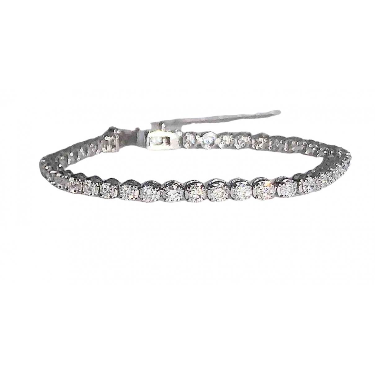 Eduard Kogen \N White White gold bracelet for Women \N