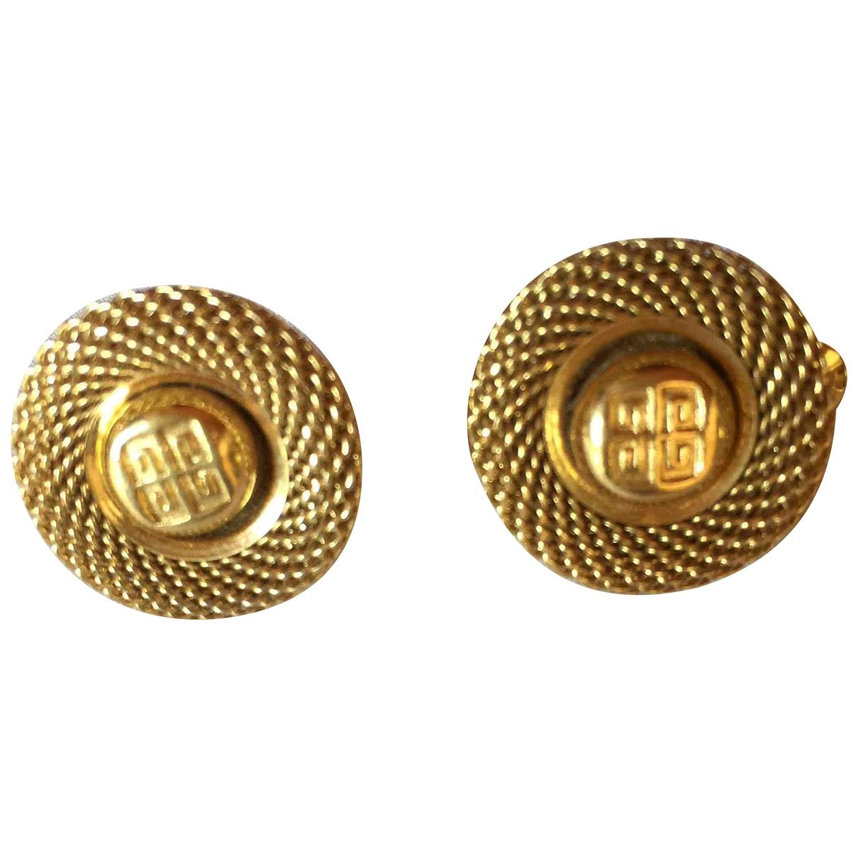 Givenchy \N OhrRing in  Gold Vergoldet