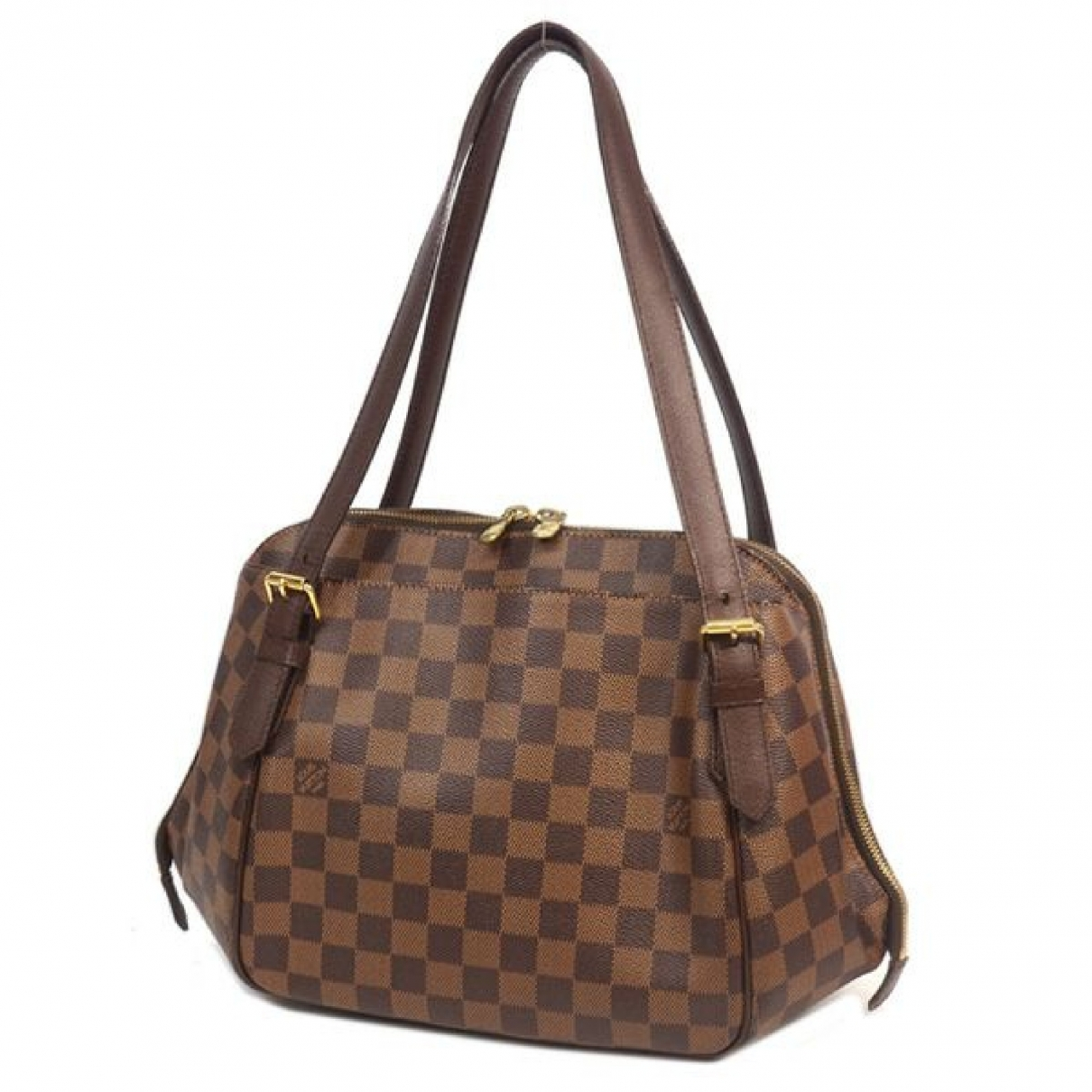 Louis Vuitton \N White Cloth handbag for Women \N
