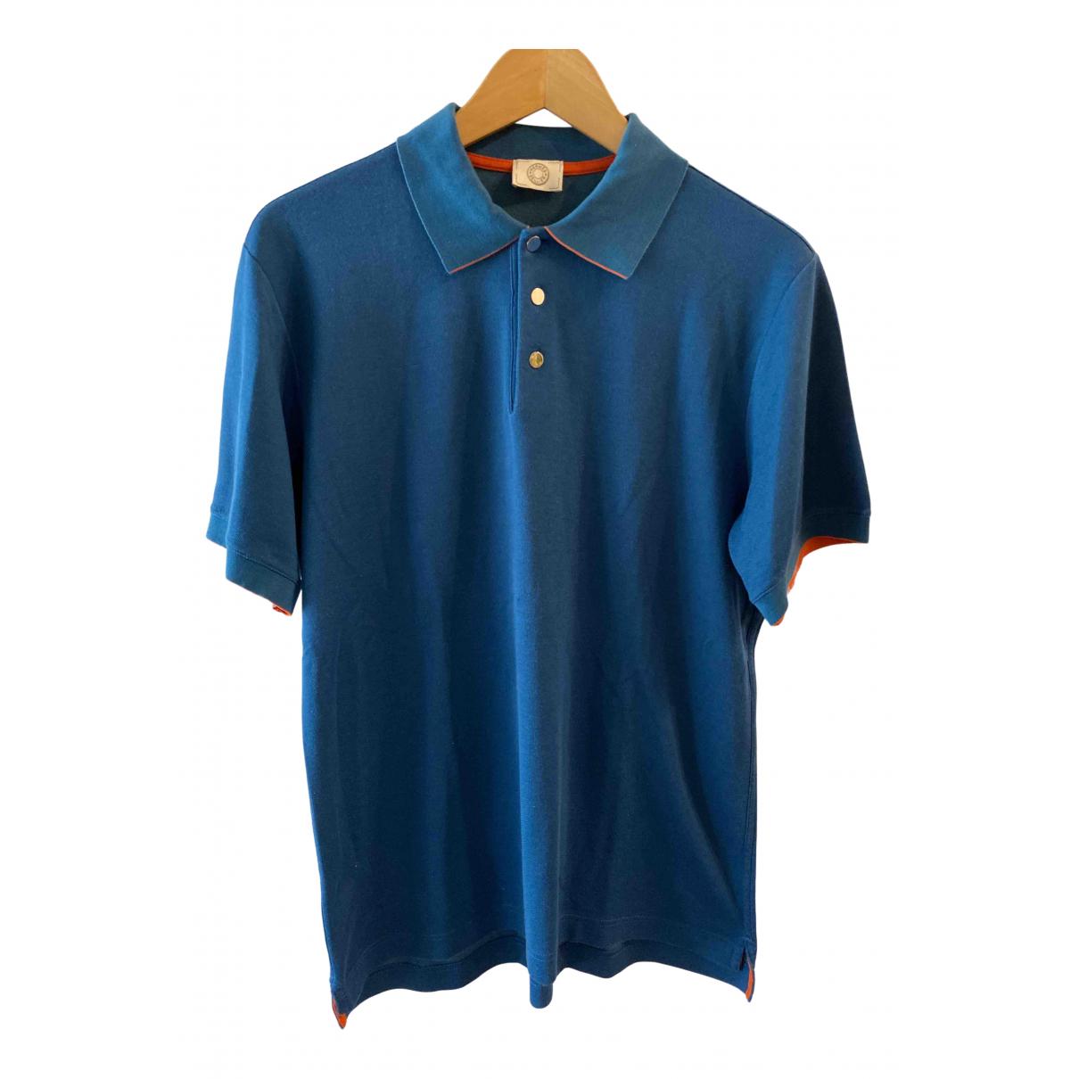 Hermes \N Poloshirts in  Gruen Baumwolle