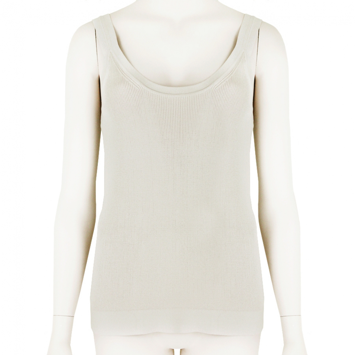 The Row \N Beige Cotton  top for Women L International