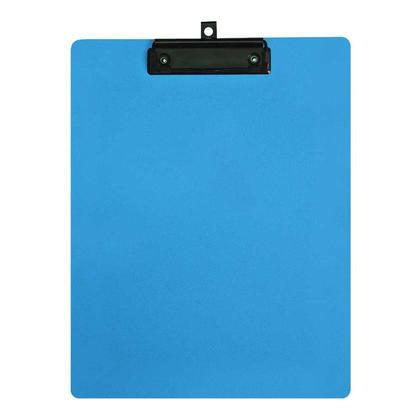 Geo@ taille r edaction de lettres de presse-papiers en plastique - bleu 246967