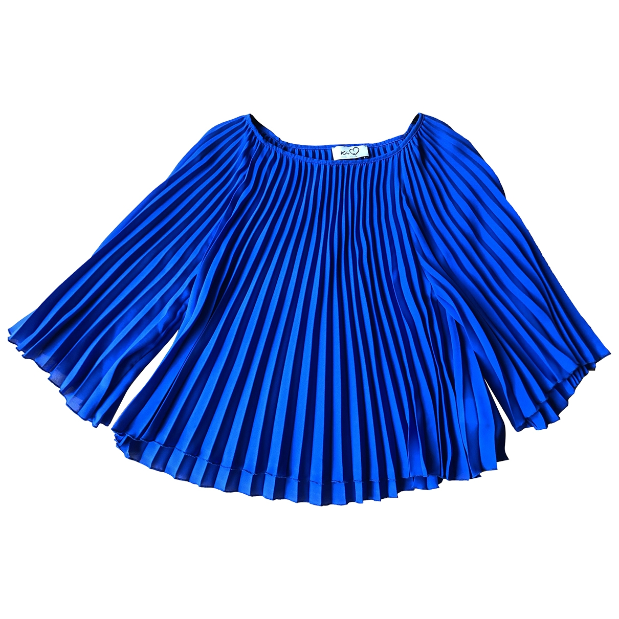 Non Signé / Unsigned \N Blue  top for Women 44 IT