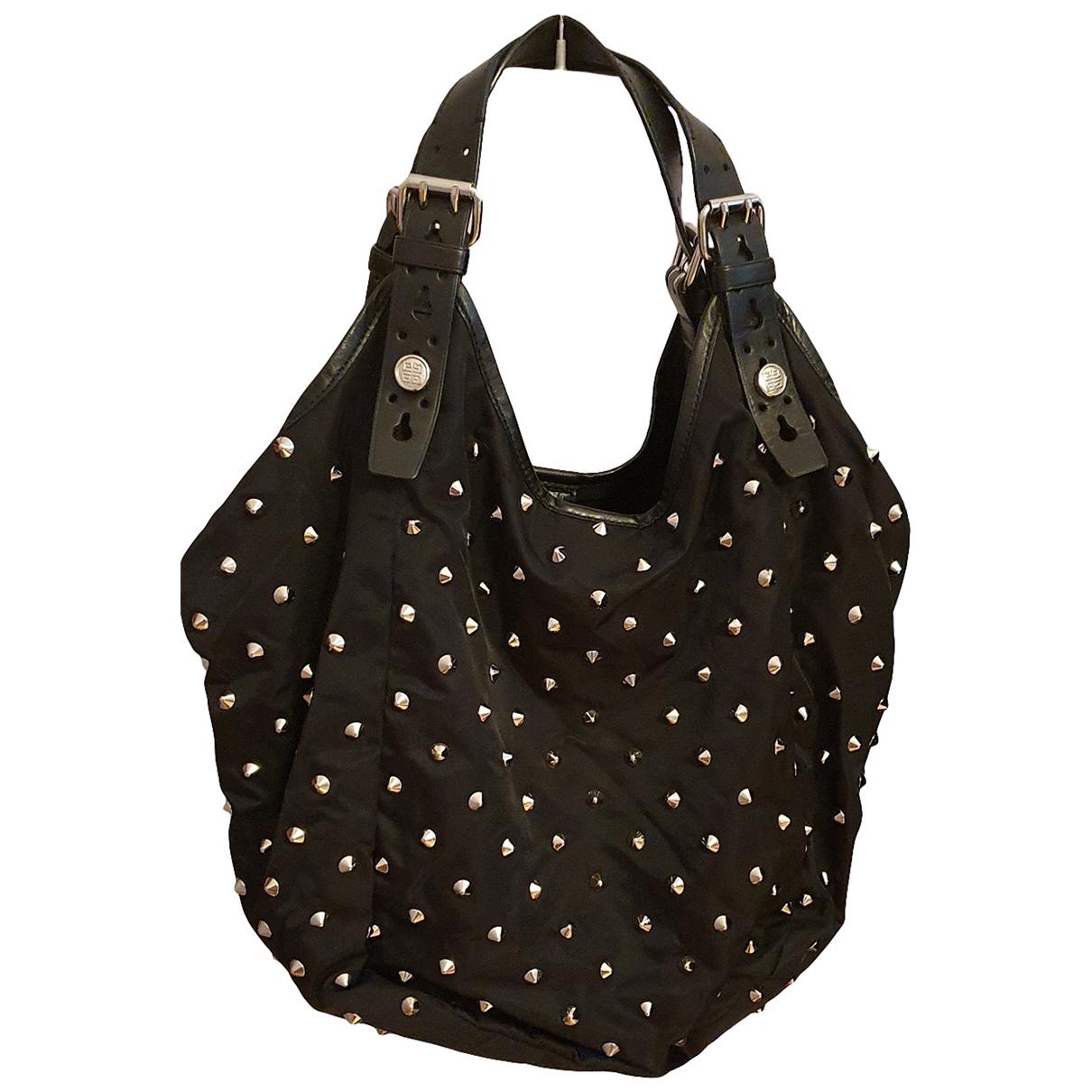 Givenchy \N Handtasche in  Schwarz Synthetik