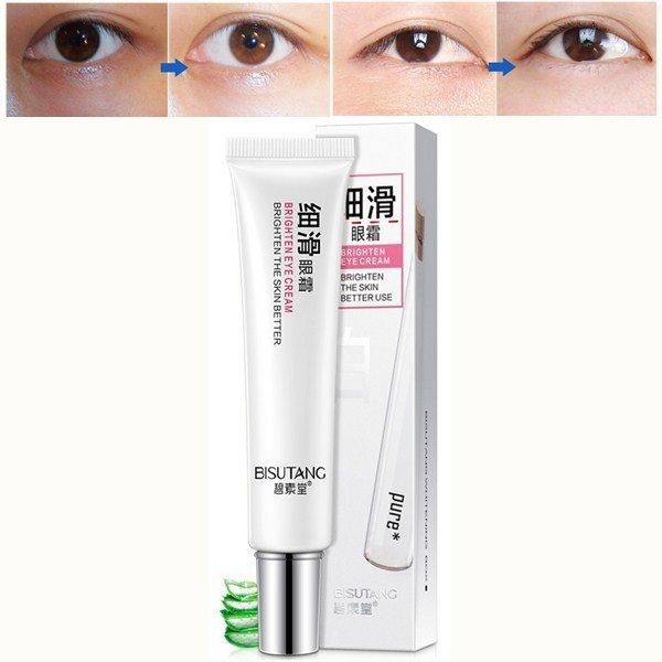 Firming Eye Cream Anti Wrinkle Fade Dark Circles Eye Bags Essence Cream Anti-Edema Soothing Eye Care