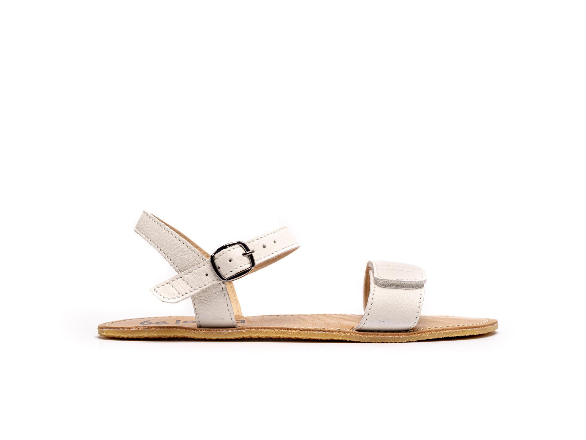 Barefoot Sandalen Be Lenka Grace - White 42