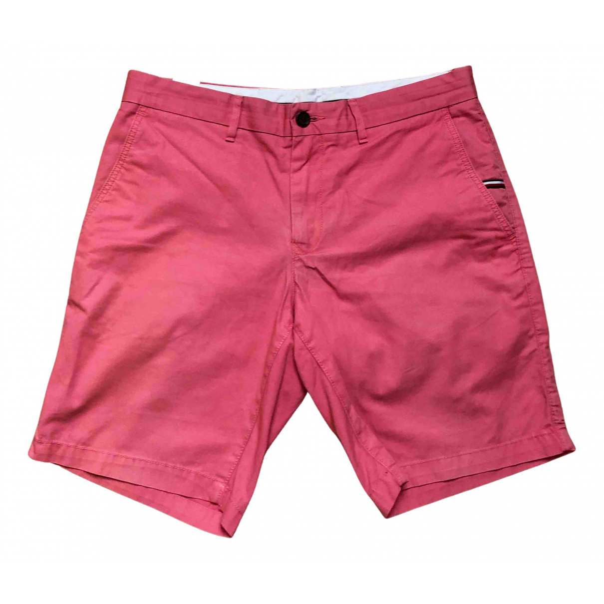 Tommy Hilfiger \N Shorts in  Rosa Baumwolle
