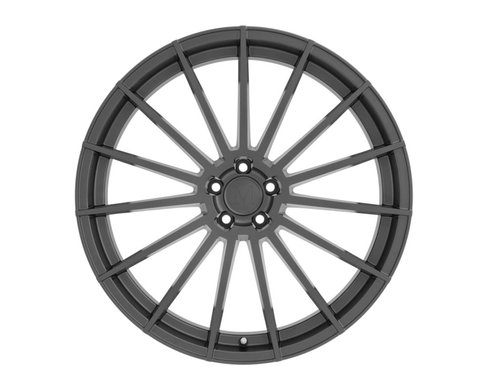 Mandrus Stirling Wheel 22x11.5 5x112 32mm Gloss Gunmetal