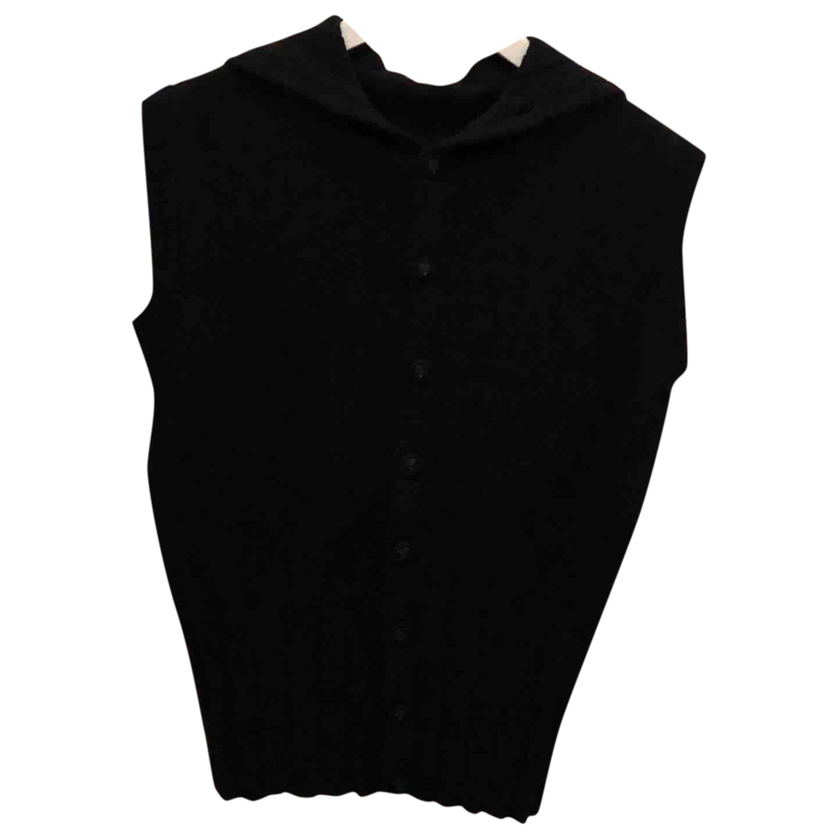 Versace \N Black Cashmere Knitwear for Women 40 IT