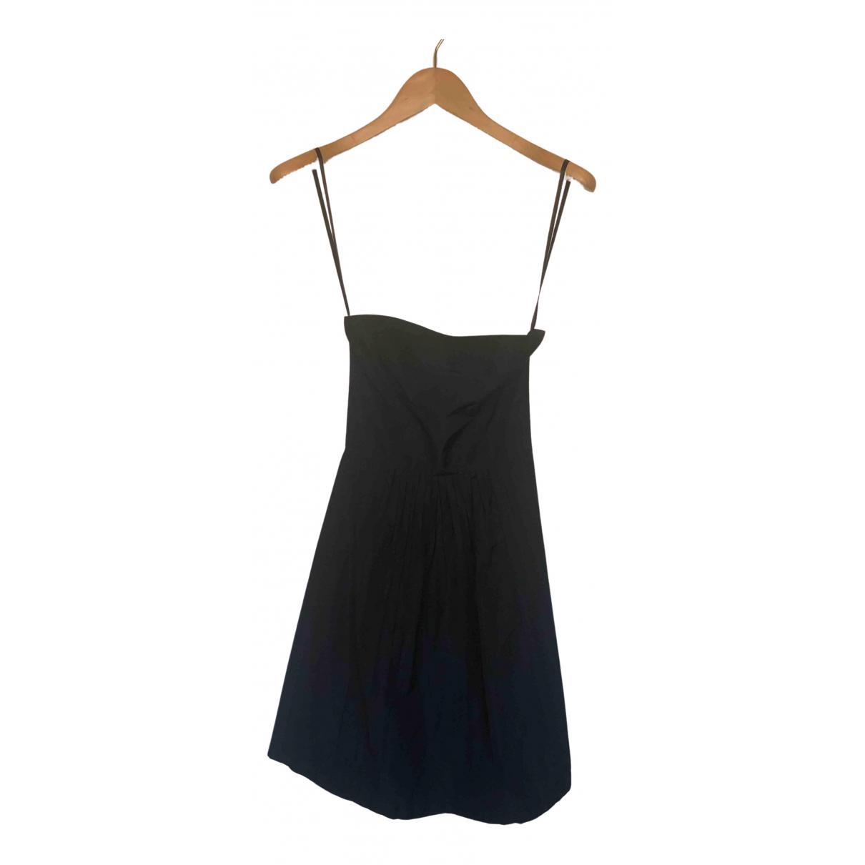 Theory N Black dress for Women 0 0-5