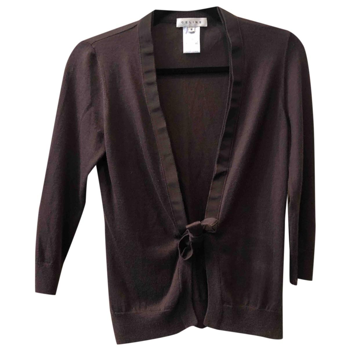 Celine \N Brown Cashmere Knitwear for Women S International
