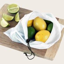 9 Stuecke Essentasche mit Kordelzug