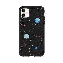 iPhone Schutzhuelle mit Planet Muster