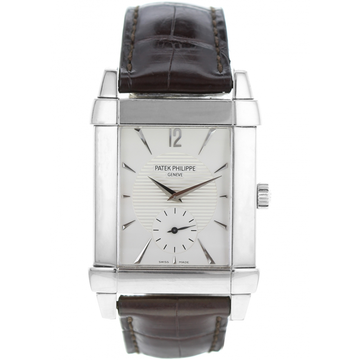 Patek Philippe Gondolo Gold White gold watch for Men \N