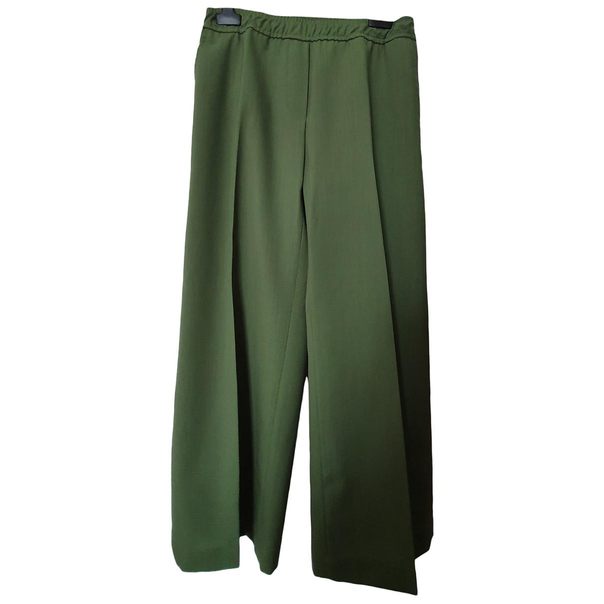 Pantalon de Lana Msgm