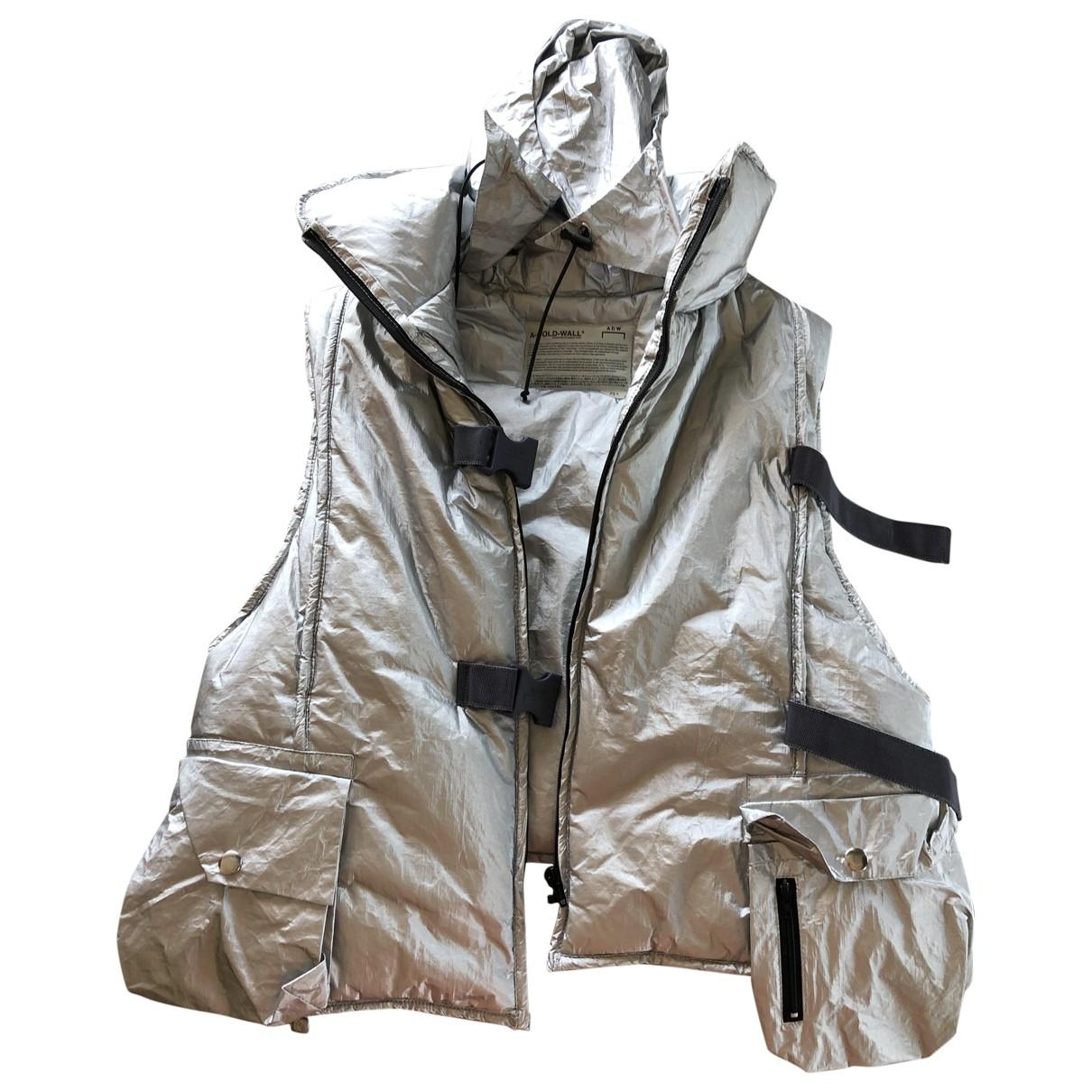A-cold-wall \N Jacke in  Grau Polyester