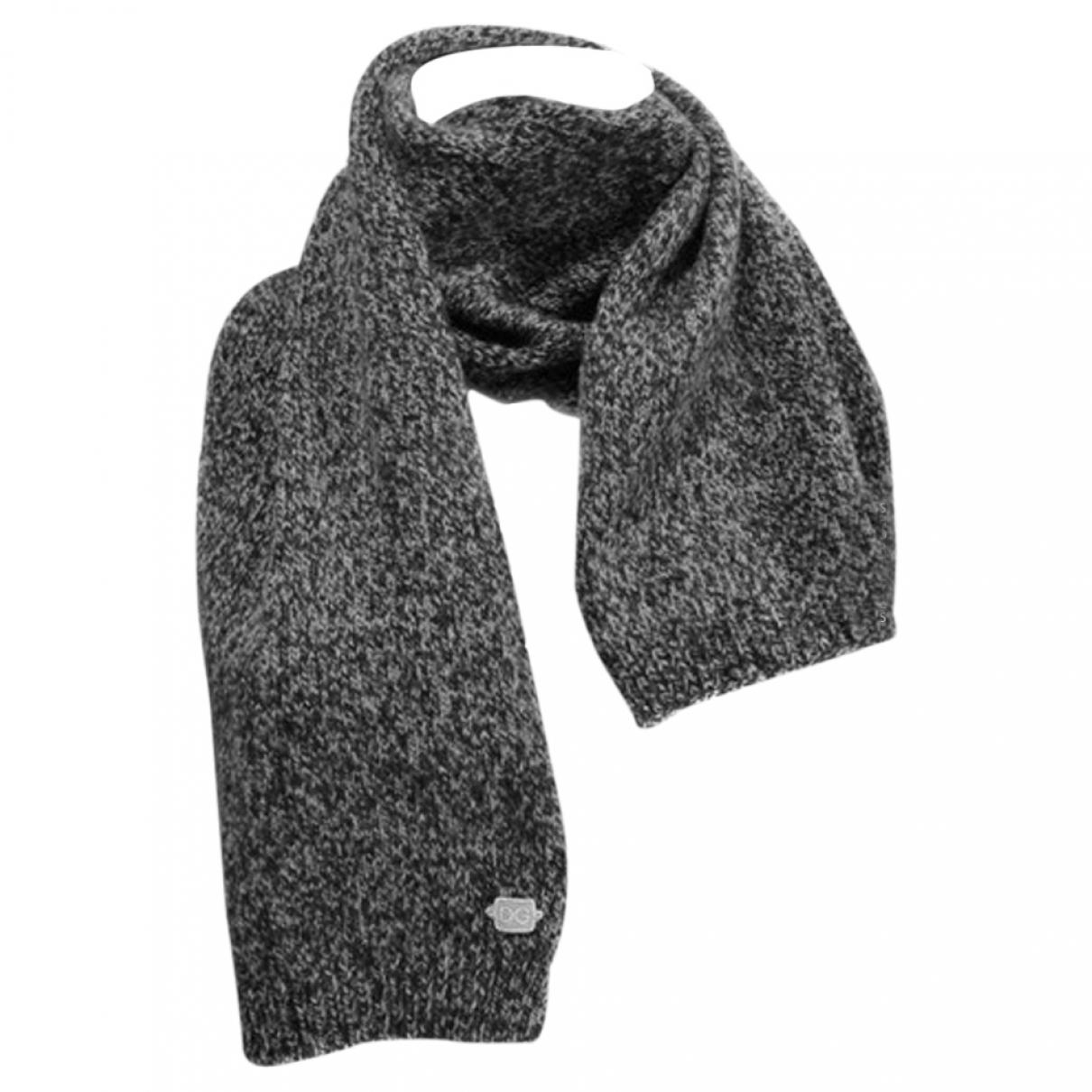 Dolce & Gabbana \N Tuecher, Schal in  Grau Wolle