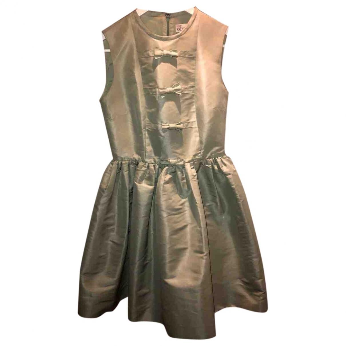 Red Valentino Garavani \N Kleid in Polyester