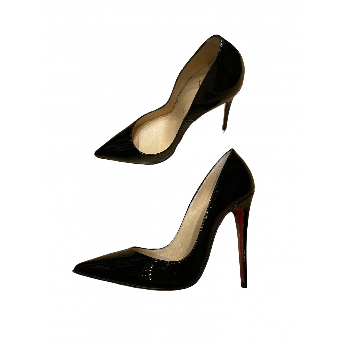 Tacones So Kate  de Charol Christian Louboutin