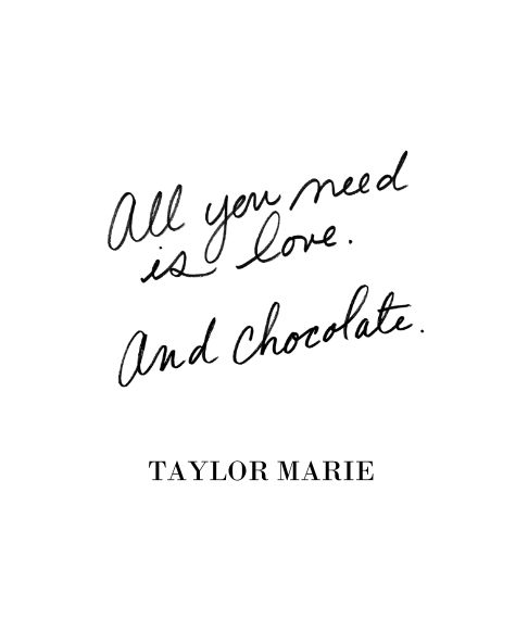 Non Photo Framed Canvas Print, Chocolate, 8x10, Home Décor -All You Need