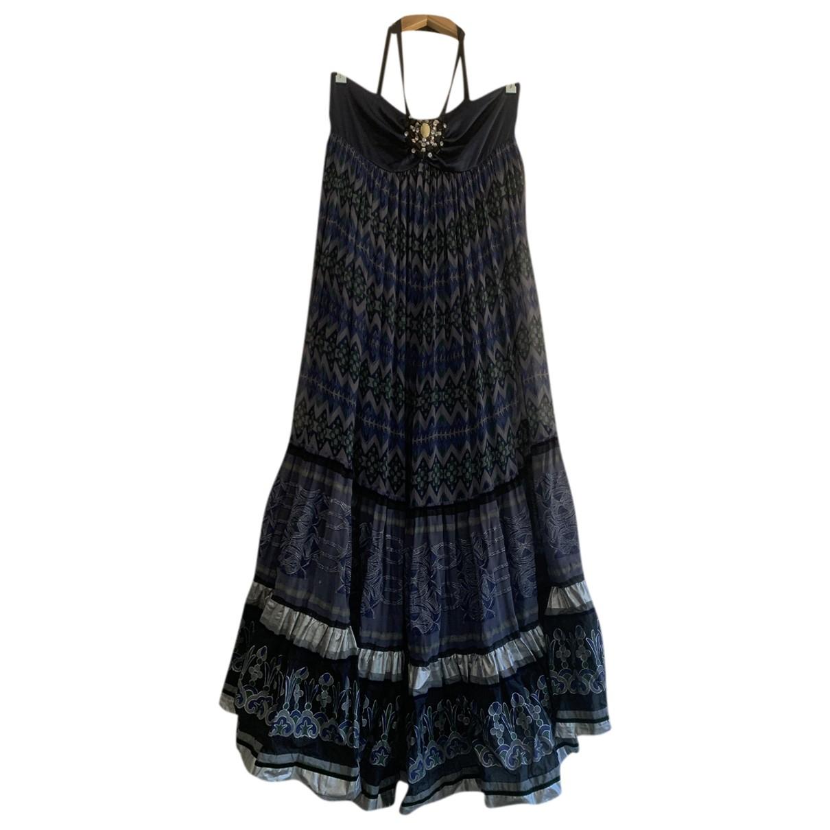 Alberta Ferretti - Robe   pour femme - bleu