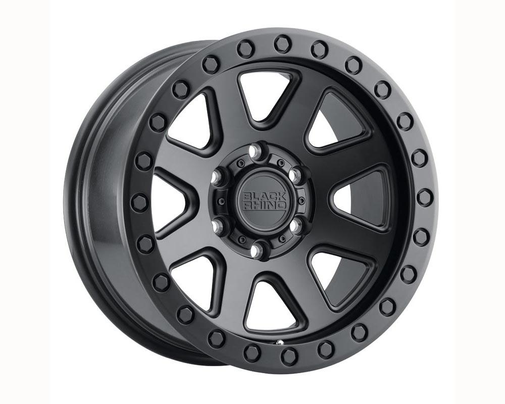 Black Rhino Baker Wheel 20x9 6x139.70 12 Matte Black