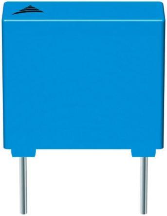 EPCOS 1.5nF Polypropylene Capacitor PP 300V ac ±20% Tolerance Through Hole B32021 Series (10)