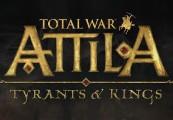 Total War: ATTILA - Tyrants & Kings Edition EMEA Steam CD Key